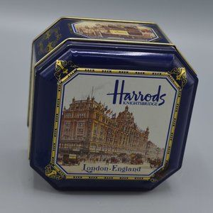 Harrods of London Tin